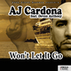 AJ Cardona feat. Devon Anthony Won't Let It Go