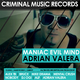 Adrian Valera Maniac Evil Mind
