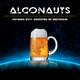 Alconauts Odyssee 2017: Besoffen im Weltraum