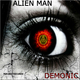 Alien Man Demonic
