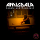Amigdala Lonely and Downcast