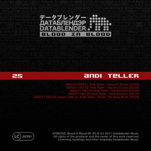 Andi Teller - Blood in Blood (Datablender)