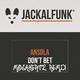 Ansola Don't Bet (Mogahertz Remix)