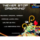 Aquadro Never Stop Dreaming