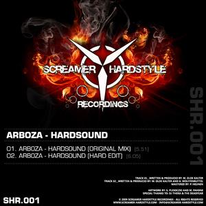 Arboza - Hardsound (Screamer Hardstyle Recordings)