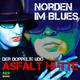 Asfalt Hütte Norden Im Blues