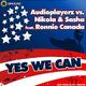Audioplayerz vs. Nikola & Sasha feat. Ronnie Canada Yes We Can (Obama)