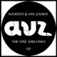 Aversto & Van Zandt The One and Only Ep