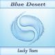 Blue Desert Lucky Tears