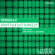 Bombilla Don't Talk Just Dance Ep (Re - Release)