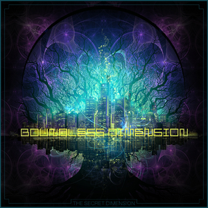 Boundless Dimension - The Secret Dimension (D-a-r-k Records)