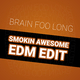 Brain Foo Long - Smokin Awesome(EDM Edit)