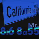 Mr. 8i6 8a55 by California Ave mp3 downloads