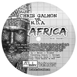 Chris Galmon vs. N.D.A. - Africa (ARC-Records Austria)