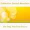 The Only One That Knows by Collective Sound Members mp3 downloads