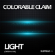 Colorable Claim Light