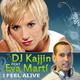 DJ Kajjin feat. Eva Marti I feel alive