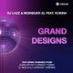 DJ Lazz & Monsieur AL feat. Robina Grand Designs