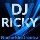 DJ Ricky V Noche Electronica