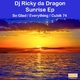 DJ Ricky da Dragon Sunrise EP