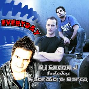 DJ Sanny J feat. Fabrizio & Marco - Everyday (ARC-Records Austria)
