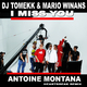 DJ Tomekk & Mario Winans I Miss You (Antoine montana Heartbreak Remix)