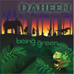 Daheen - Being Green (Regen Records)