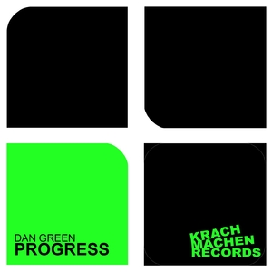 Dan Green - Progress (Krach Machen Records)