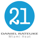 Daniel Rateuke Miami Heat