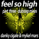 Danky Cigale & Mykel Mars Feel so High - Part 3 The Dubstep Remixes