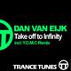 Dan van Eijk Take Off to Infinity