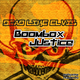 Dead Like Elvis Boombox Justice