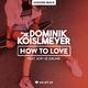 Dominik Koislmeyer feat. Sophie Grund How to Love(Marane Remix)