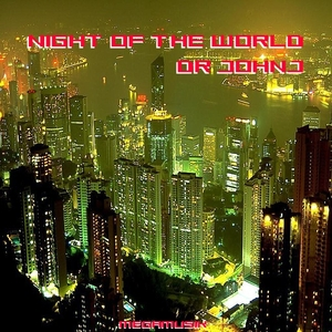 Dr Johnj - Night of the World (Megamusik Digital Records)