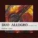 Duo Allegro feat. Robert Fertl - Fusion Line