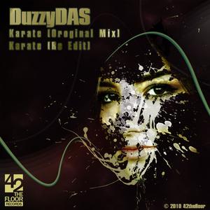 Duzzydas - Karate (4 2 The Floor Records)