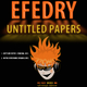 Efedry Untitled Papers