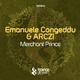 Emanuele Congeddu & Arczi Merchant Prince