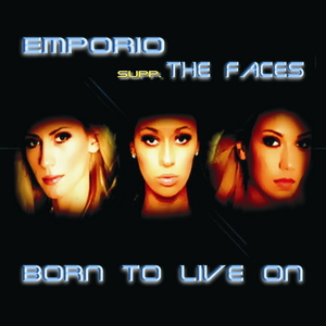 Emporio & The Faces - Born to live on (ARC-Records Austria)