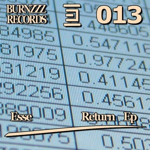 Esse - Return Ep (Burnzzz Records)