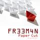 FR33M4N Paper Cut