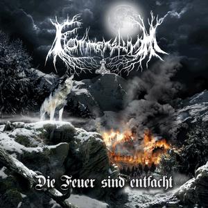Flammensturm - Die Feuer Sind Entfacht (Bloodred Horizon Records)