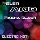 Geler And Sasha Flash Electro Hot