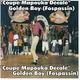 Golden Boy Coupé Mapouka Décalé
