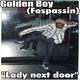 Golden Boy Lady Next Door