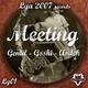 Goshi Meeting