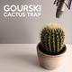 Gourski Cactus Trap