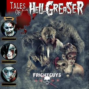 Hellgreaser - Tales of Hellgreaser - Frightguys (Vladek Records)