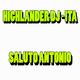 Highlander DJ-Ita - Saluto Antonio