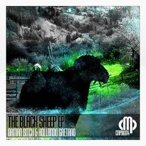 Hollando Gaetano & Orman Bitch - The Black Sheep EP (Contempt Music Production)